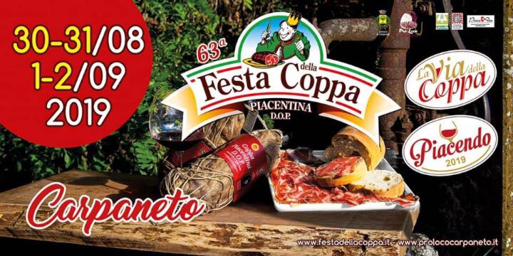 63^ Festa della Coppa Piacentina DOP