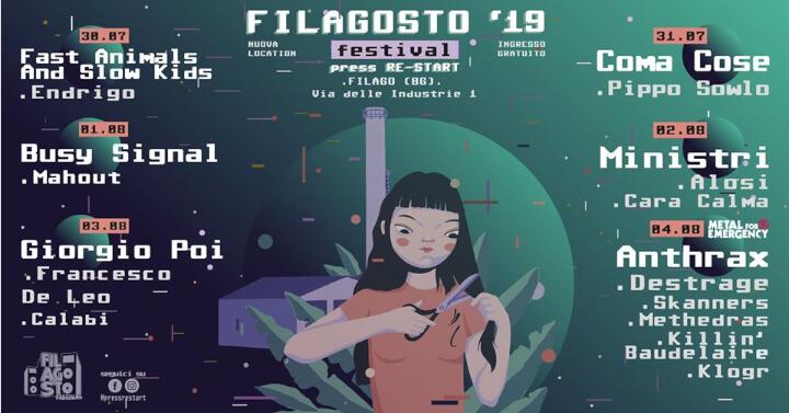 Filagosto Festival 2019