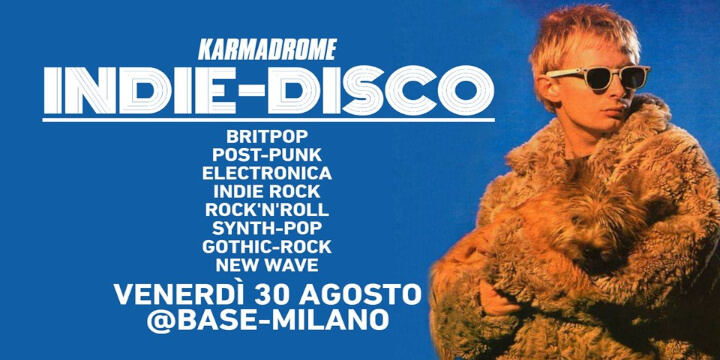 Karmadrome: Indie-Disco Summer Party #03