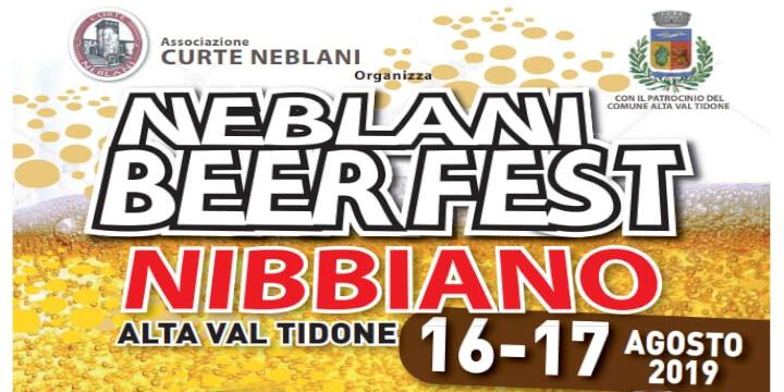 Neblani Beer Fest 2019