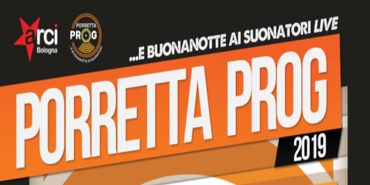 Porretta Prog 2019