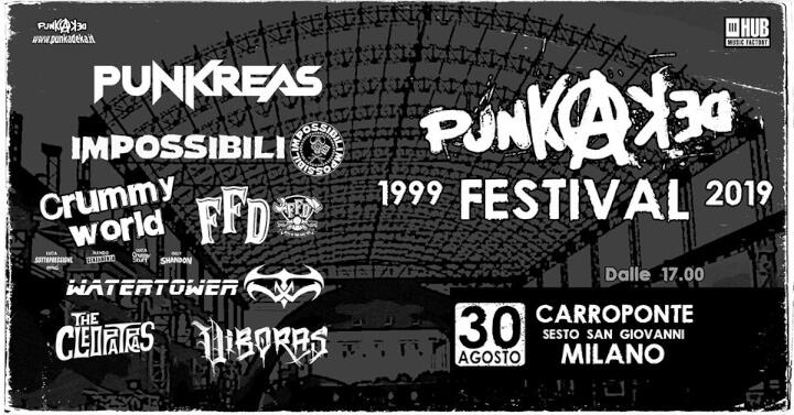 Punkadeka Festival 1999-2019