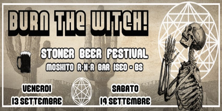 Burn The Witch Festival