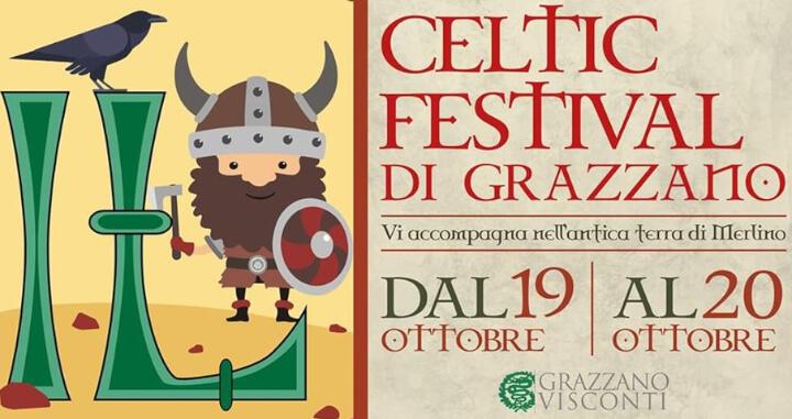 Celtic Fest 2019 Eventi, serate..robe