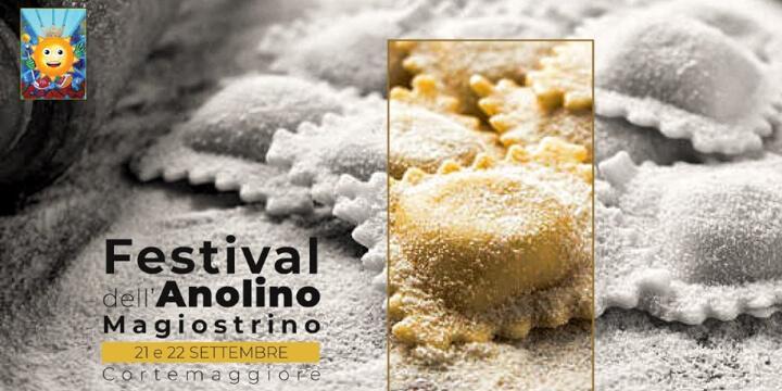 Festival dellAnolino Magiostrino Eventi, serate..robe