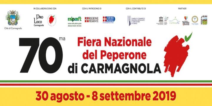Fiera Nazionale del Peperone di Carmagnola Eventi, serate..robe