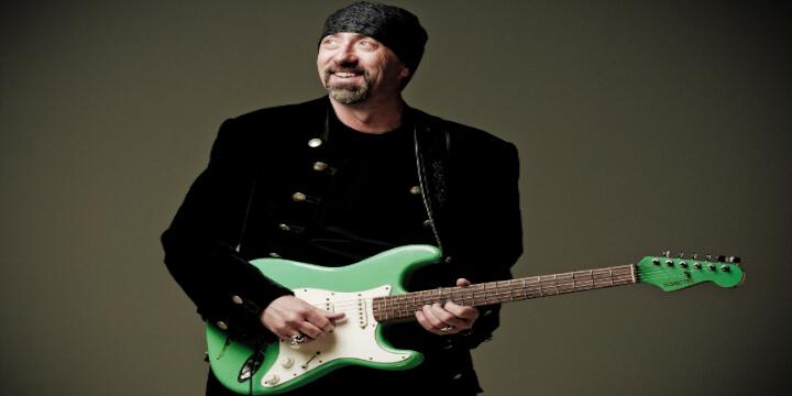 Jack Sonni (Dire Straits) at Legend Club Milano