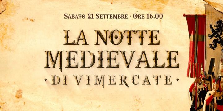 La Notte Medievale di Vimercate