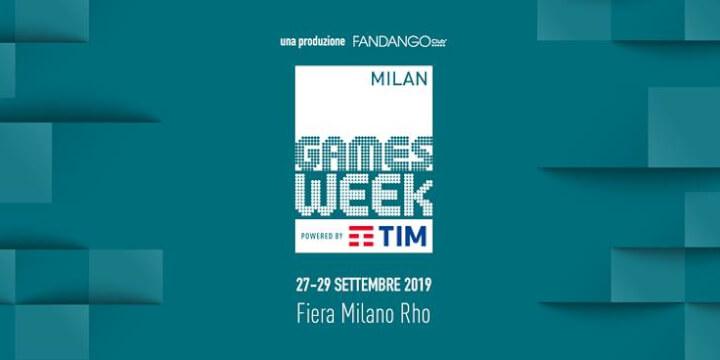 Milan Games Week 2019 Eventi, serate..robe