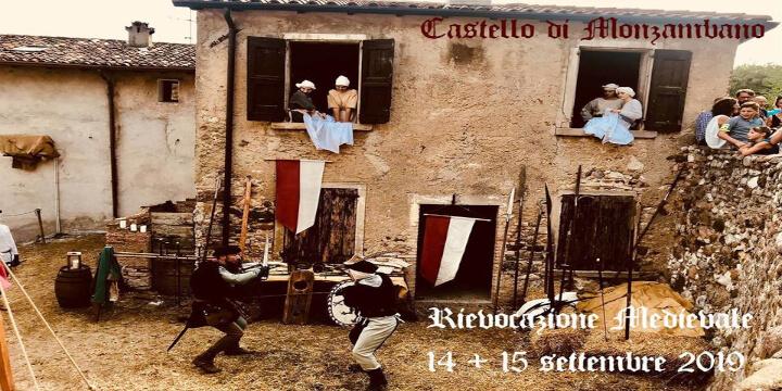 Rievocazione Medievale Monzanbano Eventi, serate..robe