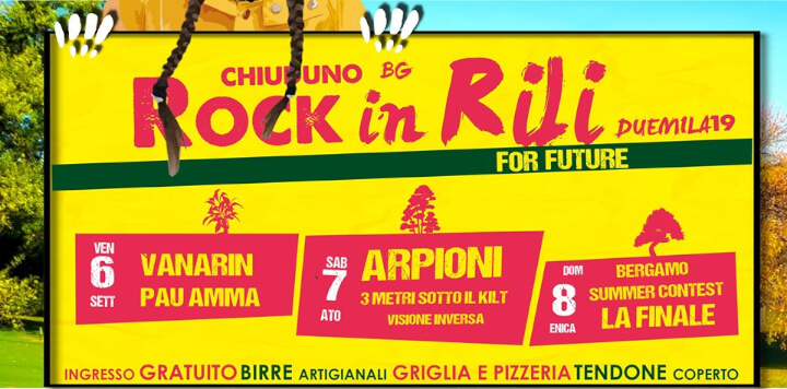 Rock in Rili 2019