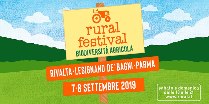 Rural Festival 2019 Eventi, serate..robe