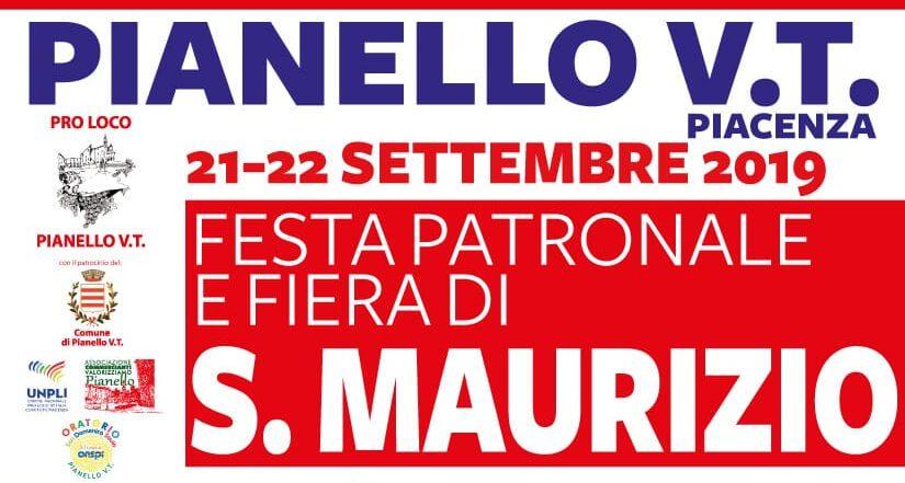 Festa Patronale e Fiera di San Maurizio 2019