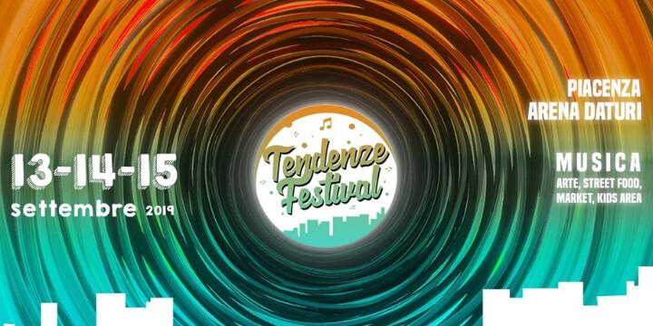 Tendenze Festival 2019 Eventi, serate..robe