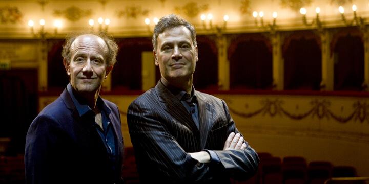Ale e Franz in Romeo & Giulietta, nati sotto contraria stella