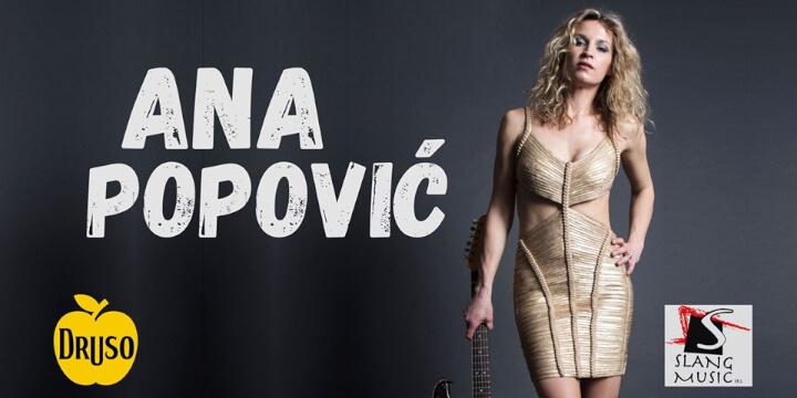 Ana Popović at Druso
