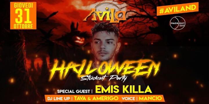 Aviland pres. Halloween Party w/ Emis Killa
