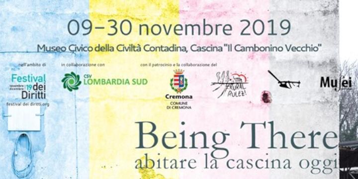 Being There al Festival dei Diritti 2019