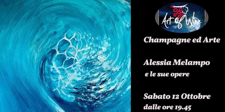 Champagne ed Arte