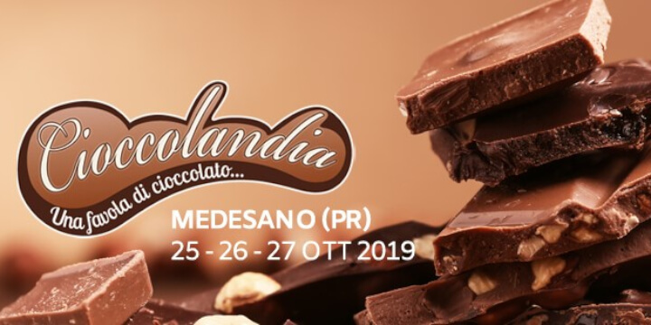 Cioccolandia 2019 Eventi, serate..robe