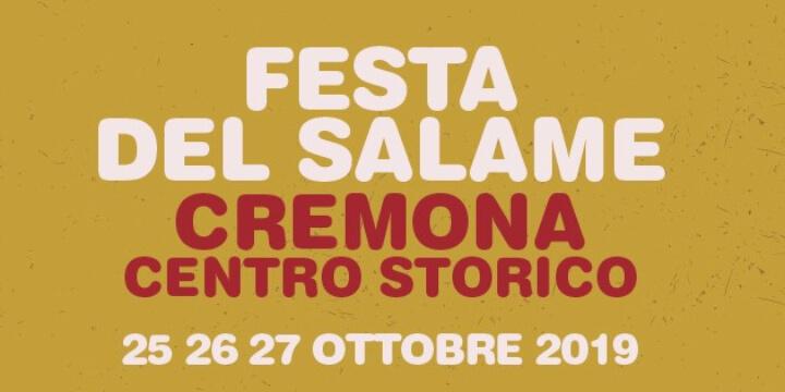 Festa del Salame 2019 Eventi, serate..robe