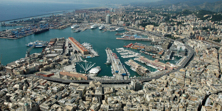 Genova Watch - Acquario di Genova