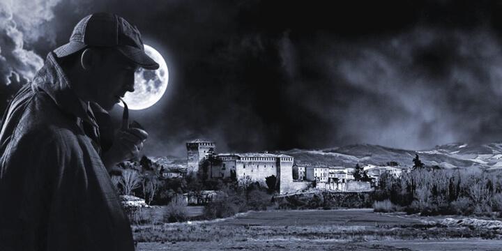Halloween Night 2019 - Sherlock Holmes & l'Arte del Delitto