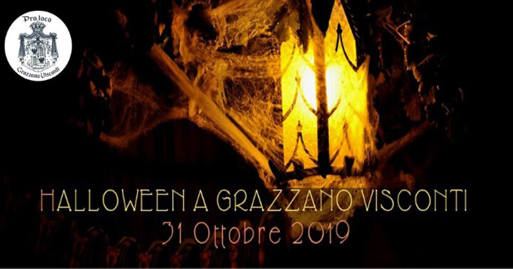 Halloween a Grazzano Visconti