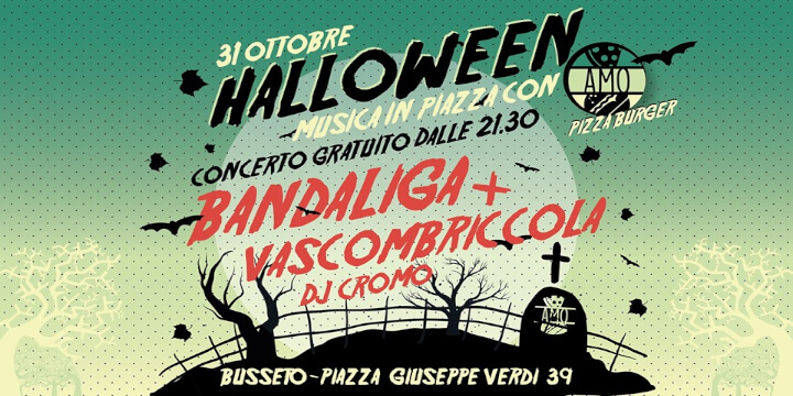 Halloween in Piazza a Busseto