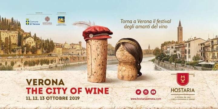 Hostaria Verona 2019 - Il Festival del Vino