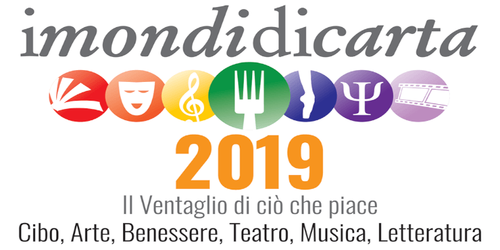 I Mondi di Carta Festival 2019 Eventi, serate..robe