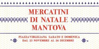 Mercatini di Natale Mantova 2019