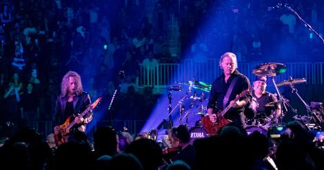 Metallica & San Francisco Symphony ancora live insieme!