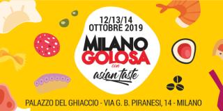 Milano Golosa con Asian taste