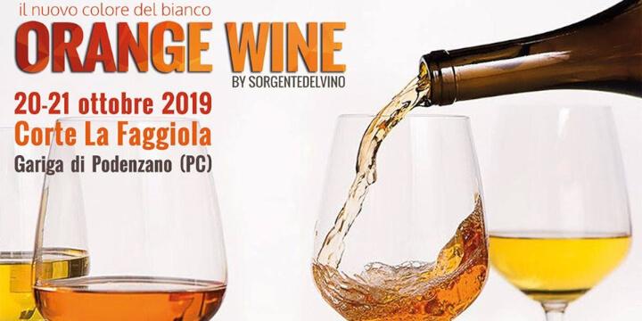 Orange Wine - Il nuovo colore del bianco