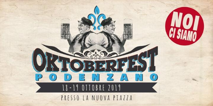 Prima Oktoberfest Podenzano Eventi, serate..robe