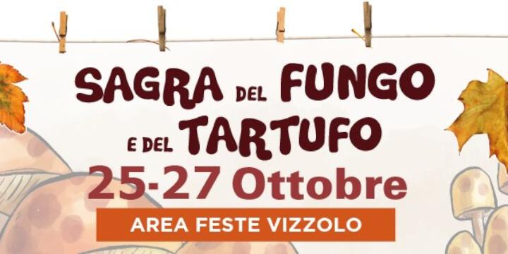 Sagra del Fungo e del Tartufo 2019 Eventi, serate..robe