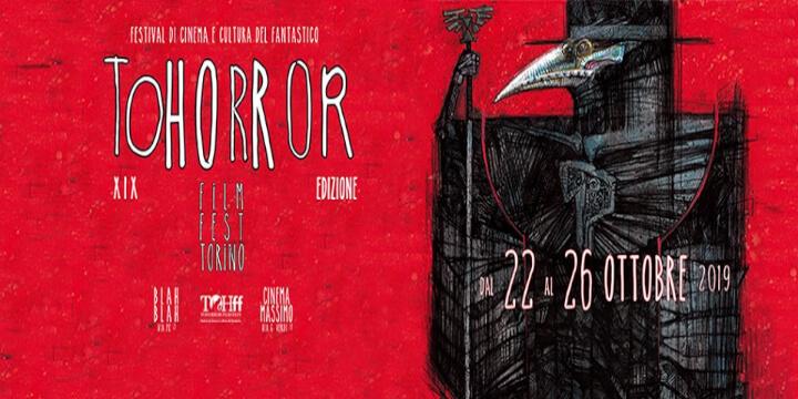 TOHorror Film Fest 2019 Eventi, serate..robe