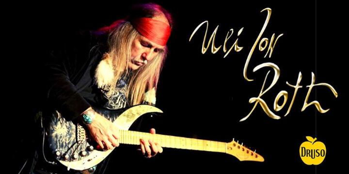 Uli Jon Roth (ex Scorpions) at Druso