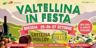 Valtellina in Festa 2019 – Brescia