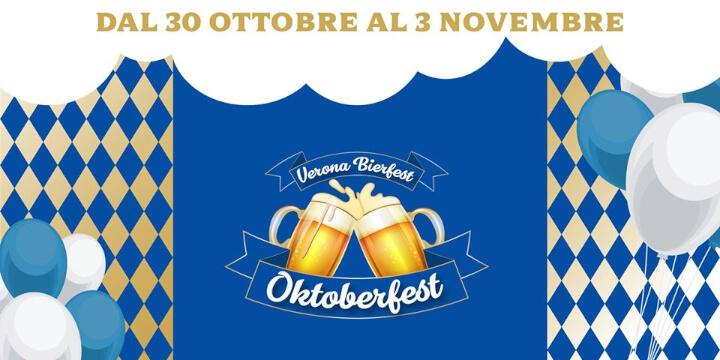 Verona Oktoberfest 19 Eventi, serate..robe