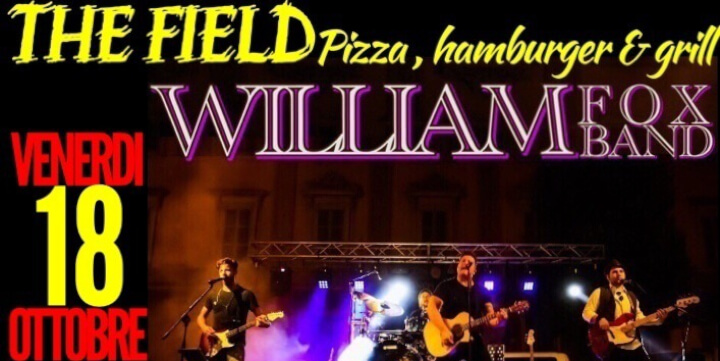 William Fox Band at The Field