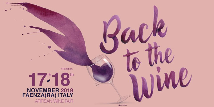 BACK to the WINE - Artisan Wine Fair