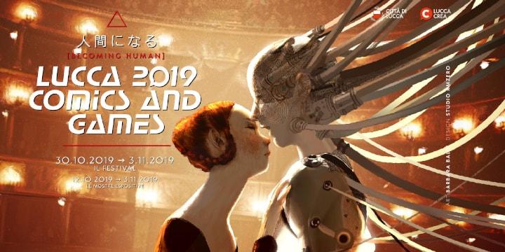 Lucca Comics Games 2019 Eventi, serate..robe