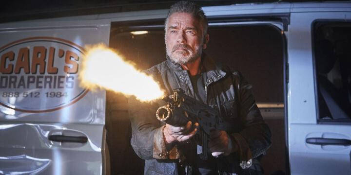 Terminator Destino Oscuro Eventi, serate..robe