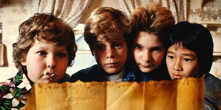 The Goonies - 35° Anniversario