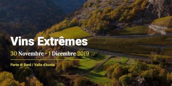 Vins Extrêmes 2019 Salone internazionale vini di montagna Eventi, serate..robe