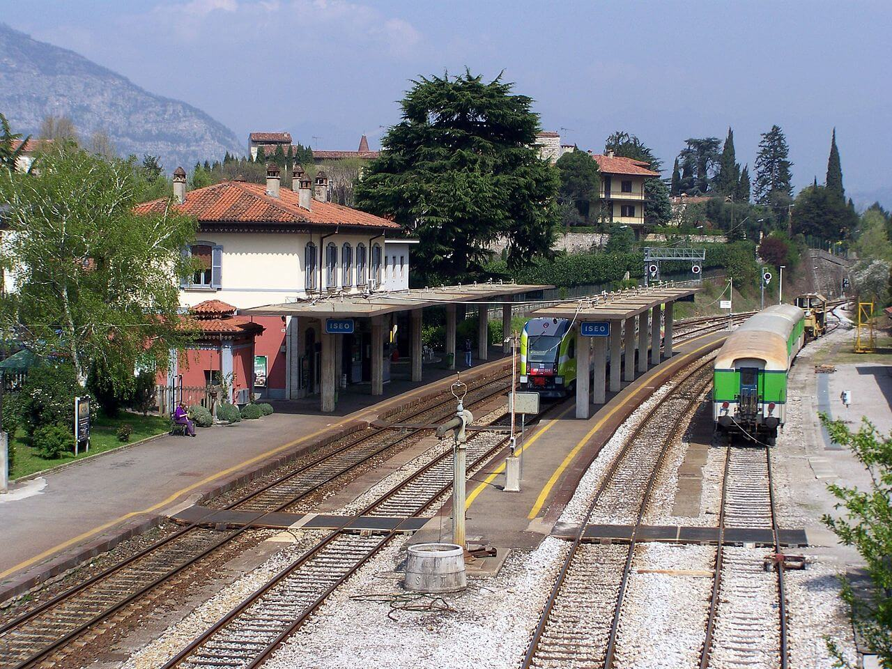 Stazione Iseo