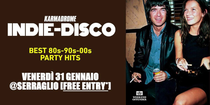 Karmadrome: Indie-Disco Party Hits