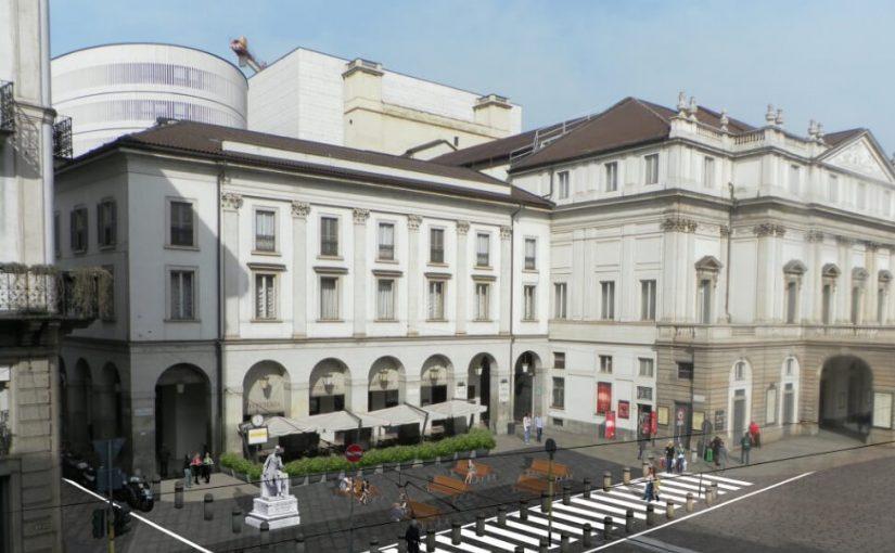 LARGO GHIRGHINELLI piazza della scala 825x510 Museo Teatrale alla Scala